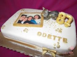Bolo da Odette